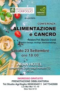 Conferenza 23 Settembre