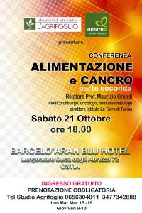 Conferenza 21 ottobre